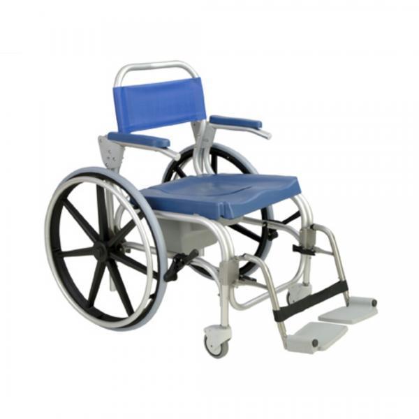 Productos ortop dicos y geri trico hospitalario - Silla de bano para discapacitados ...